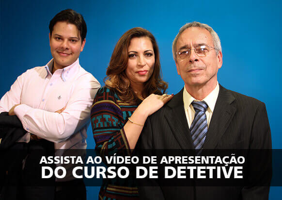 Vídeo Institucional do Curso de Detetive